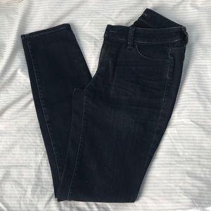 NEW Ann Taylor Curvy Skinny Jeans - Dark Wash
